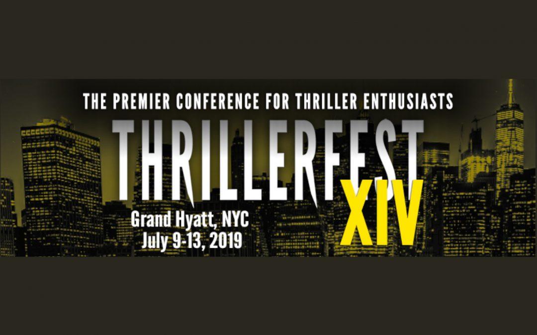 Thrillerfest 2019