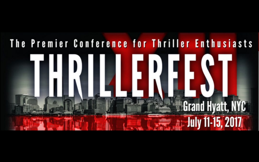 Thrillerfest Interviews